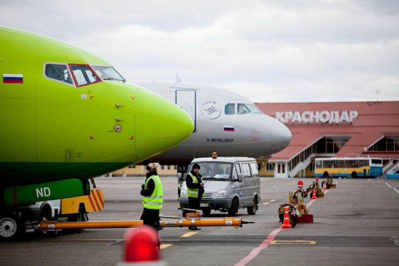 OneLine расписание аэропорта Пашковский в Краснодаре