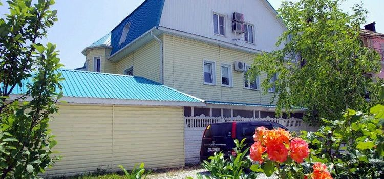 Гостевой дом «Солнечный кРАЙ» в Новомихайловском