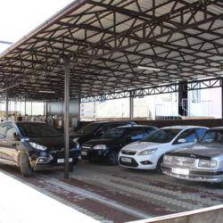 Гостевой дом «Марсель» - крытая парковка