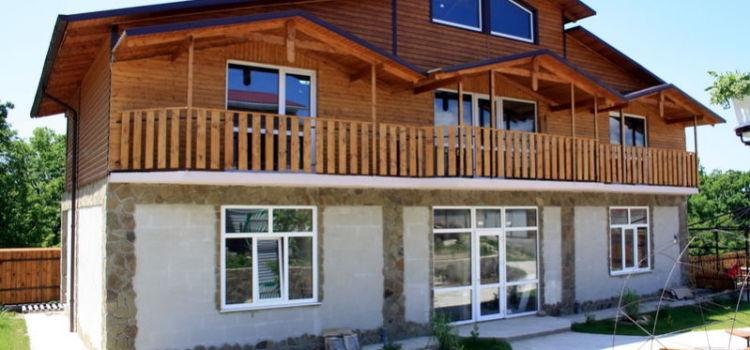 Гостевой дом «Terra» в Новомихайловском