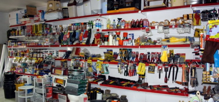 Магазин «Все для дома и ремонта» в Новомихайловском