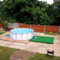 Гостевой дом «Terra» - бассейн