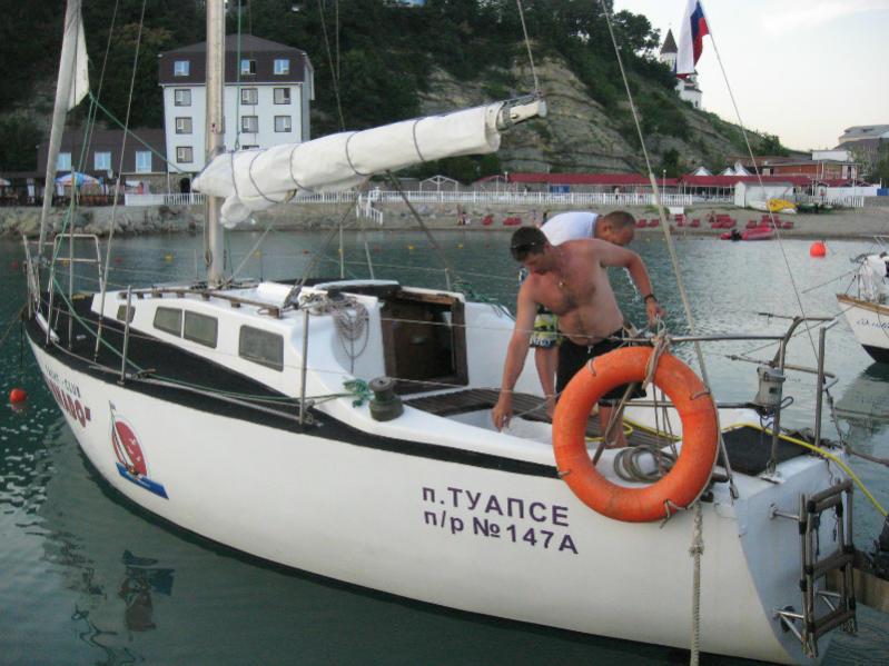 Яхт-клуб «Торнадо»