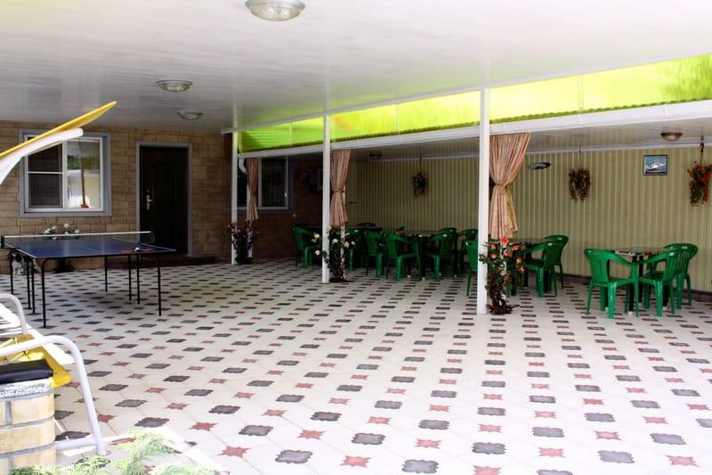 Мини–гостиница «Отдых у Галуста» в Новомихайловском