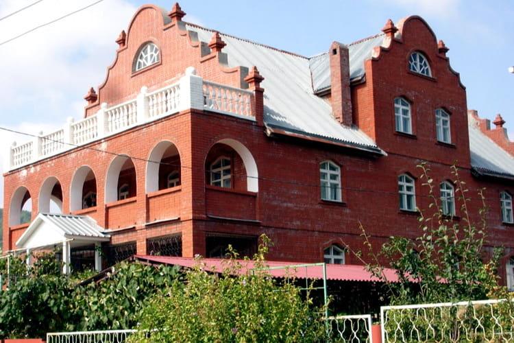 Гостевой дом «Кубаночка» в Новомихайловском
