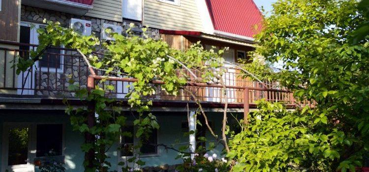 Мини-гостиница «Клевер» в Новомихайловском